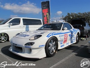 Stance Nation G Edition in Fuji Speedway 2013 FD RX7