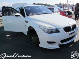 Stance Nation Japan スタンスネイション ジャパン  G-Edition 2013 fuji speedway E:s Audio Zone BMW E60