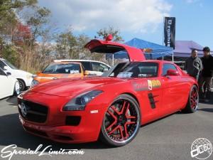 Stance Nation japan スタンスネイション ジャパン  g-edition fuji speedway 2013 SLS AMG
