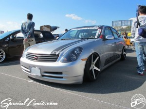 Stance Nation G Edition in Fuji Speedway 2013 Skyline スカイライン