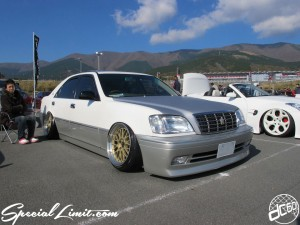 Stance Nation G Edition in Fuji Speedway 2013 CROWN TOYOTA クラウン