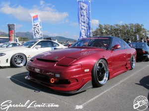 Stance Nation G Edition in Fuji Speedway 2013 180SX
