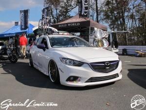 Stance Nation japan スタンスネイション ジャパン  g-edition fuji speedway 2013 ATENZA Wagon
