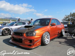 Stance Nation G Edition in Fuji Speedway 2013 SUBARU
