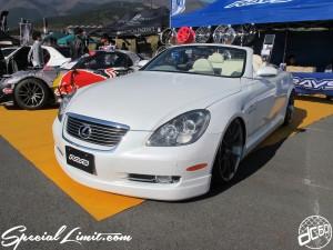 Stance Nation Japan スタンスネイション ジャパン  G-Edition 2013 fuji speedway LEXUS SC