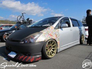 Stance Nation G Edition in Fuji Speedway 2013 WISH トヨタ ウイッシュ