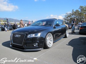 Stance Nation G Edition in Fuji Speedway 2013 Audi