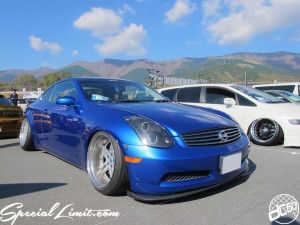 StanceNation Japan G-Edition 2013 Skyline G35