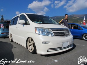 StanceNation Japan G-Edition 2013 ALPHARD