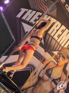 X-5 XTREMERS Nagoya Final 2013 Main Stage Pole Dance