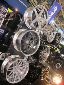 X-5 XTREMERS Nagoya Final 2013 WORK Wheels