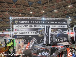 Nagoya Motor Show 2013 Wrapping Group Booth