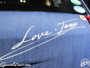 名古屋モーターショー2013 TOYOTA Love Jeans