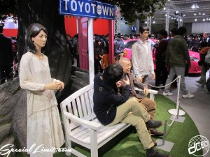 Nagoya Motor Show 2013 TOYOTA Booth TOYOTOWN