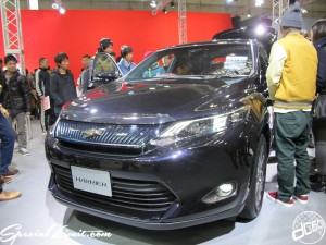 Nagoya Motor Show 2013 TOYOTA Booth New HARRIER