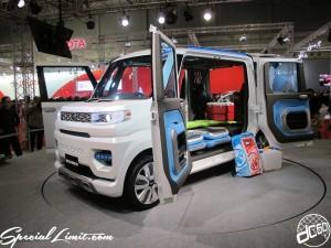 Nagoya Motor Show 2013 DAIHATSU Booth