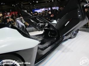 Nagoya Motor Show 2013 NISSAN Booth Blade Glider Interior