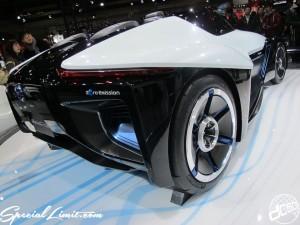 Nagoya Motor Show 2013 NISSAN Booth Blade Glider