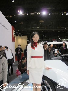 Nagoya Motor Show 2013 NISSAN Booth Blade Glider Girl