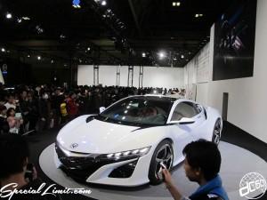Nagoya Motor Show 2013 HONDA Booth NSX Concept