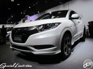 Nagoya Motor Show 2013 HONDA Booth VEZEL Hybrid