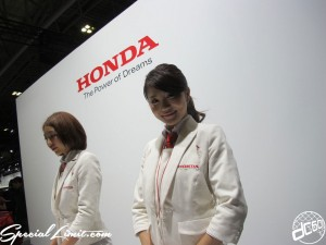 Nagoya Motor Show 2013 HONDA Booth