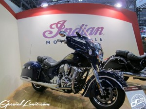 Nagoya Motor Show 2013 Motor Cycle booth Indian 名古屋モーターショー