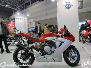 Nagoya Motor Show 2013 Motor Cycle  booth 名古屋モーターショー バイク