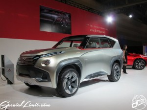 Nagoya Motor Show 2013 MITSUBISHI booth Concept Car 名古屋モーターショー 三菱24