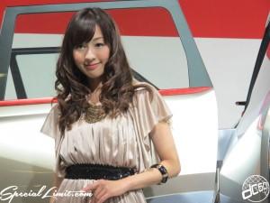 Nagoya Motor Show 2013 MITSUBISHI booth Image Girl 三菱 キャンペーンガール キャンギャル イメージガール6