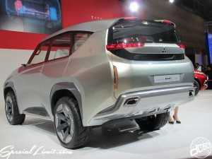 Nagoya Motor Show 2013 MITSUBISHI booth Concept Car 名古屋モーターショー 三菱コンセプトカー1
