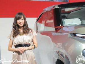 Nagoya Motor Show 2013 MITSUBISHI booth Image Girl 名古屋モーターショー 三菱 キャンペーンガール キャンギャル イメージガール