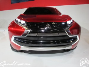 Nagoya Motor Show 2013 MITSUBISHI booth Concept Car 名古屋モーターショー 三菱コンセプトカー2