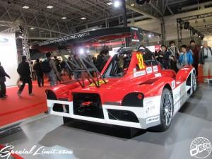 Nagoya Motor Show 2013 MITSUBISHI booth Race Car 名古屋モーターショー