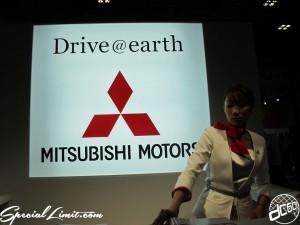 Nagoya Motor Show 2013 MITSUBISHI booth 名古屋モーターショー 三菱ブース3