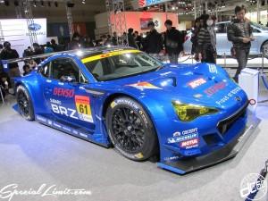 Nagoya Motor Show 2013 SUBARU booth BRZ Race Car 名古屋モーターショー 三菱 レースカー