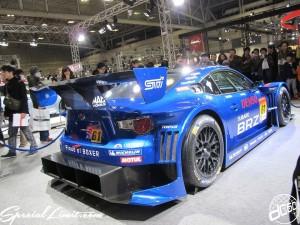 Nagoya Motor Show 2013 SUBARU booth BRZ Race Car 名古屋モーターショー