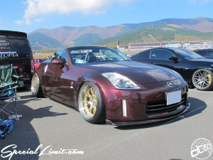 Stance Nation japan スタンスネイション ジャパン  g-edition 2013 fuji speedway Fairlady Z33 350Z