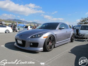 Stance Nation G Edition in Fuji Speedway 2013 RX-8