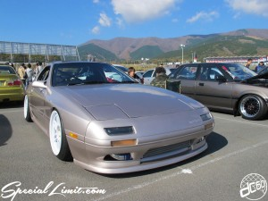Stance Nation G Edition in Fuji Speedway 2013 FC3S RX7