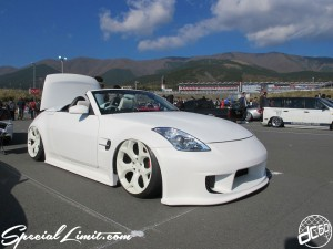 Stance Nation G Edition in Fuji Speedway 2013 350Z Z33 Roadster