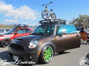 Stance Nation G Edition in Fuji Speedway 2013 BMW MINI