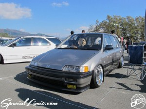 Stance Nation G Edition in Fuji Speedway 2013 CIVIC