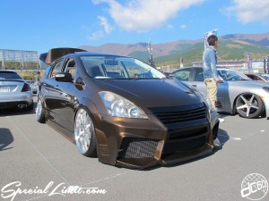 Stance Nation G Edition in Fuji Speedway 2013 PRIUS