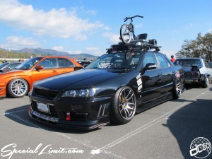 Stance Nation G Edition in Fuji Speedway 2013 Skyline ニッサン スカイライン