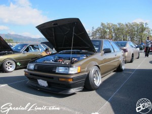 Stance Nation G Edition in Fuji Speedway 2013 AE86
