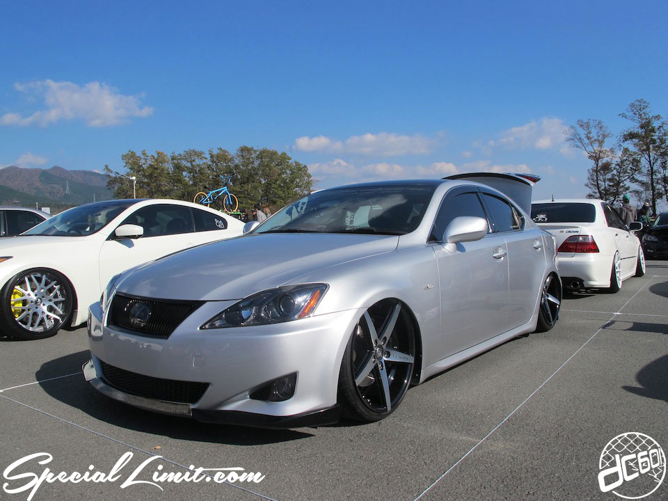 Stance Nation Japan G Edition 2013 LEXUS IS