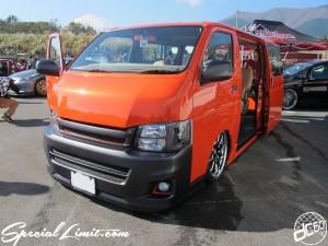 Stance Nation Japan スタンスネイション ジャパン  G-Edition 2013 fuji speedway HIACE