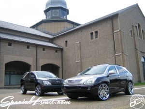 dc601 produce custom car 2tone harrier lexus rx bro. Lowenhart D'vinci