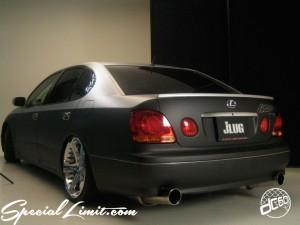 dc601 produce custom car matte 2tone giovanna  daler5 lexus gs gs300